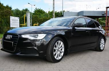 Audi A6 2014 в Тернополе