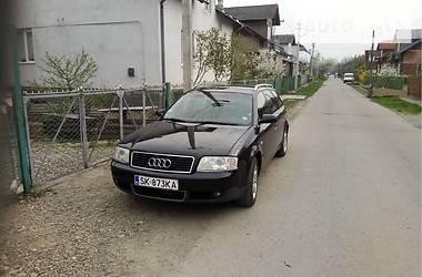 Audi A6 2001 в Стрые