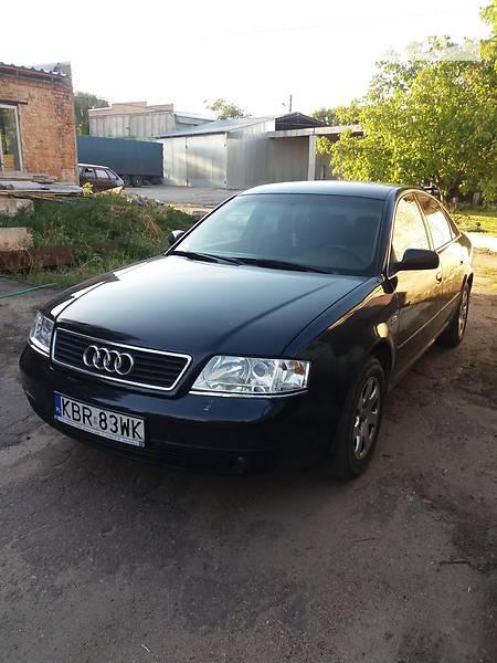 Audi A6 2000 року в Кропивницькому (Кіровограді)