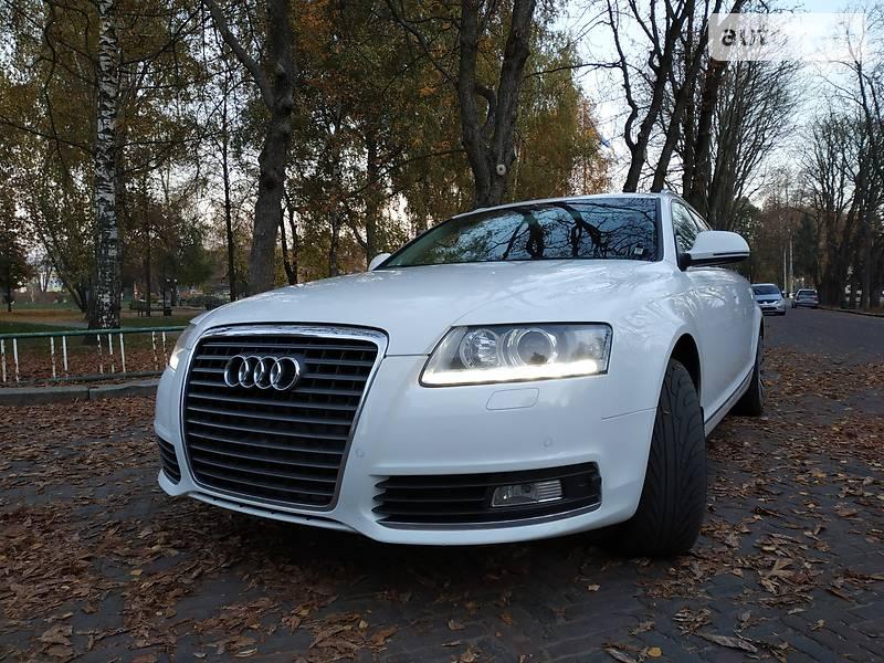 Audi A6 2010 года в Сумах