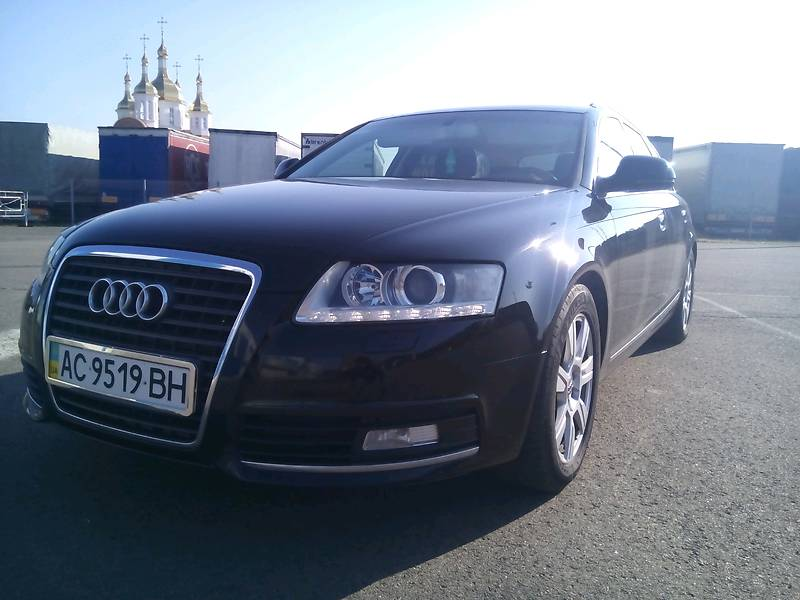 Audi A6 2010 в Ковеле