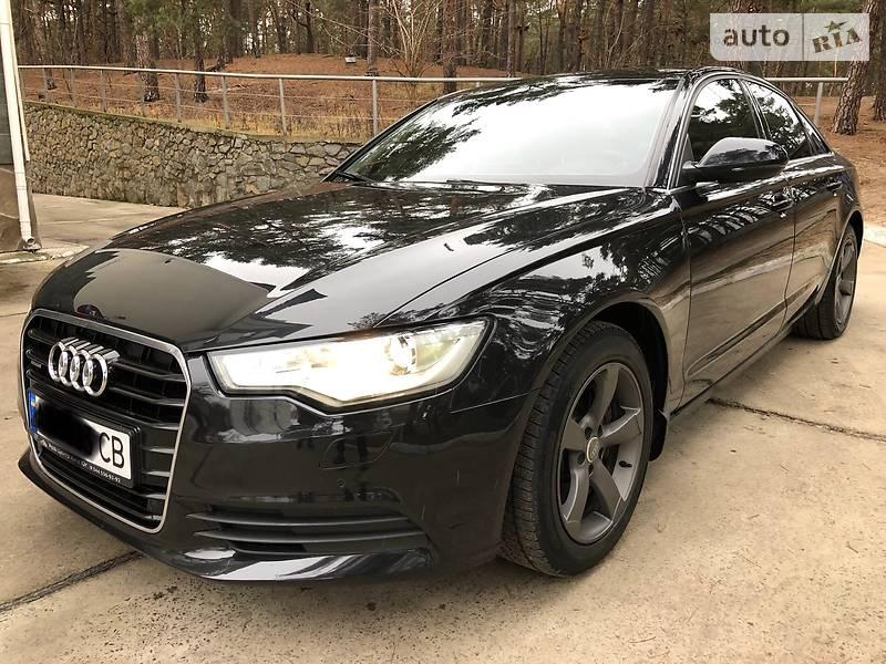 Audi A6 3.0 TDI GUATTRO