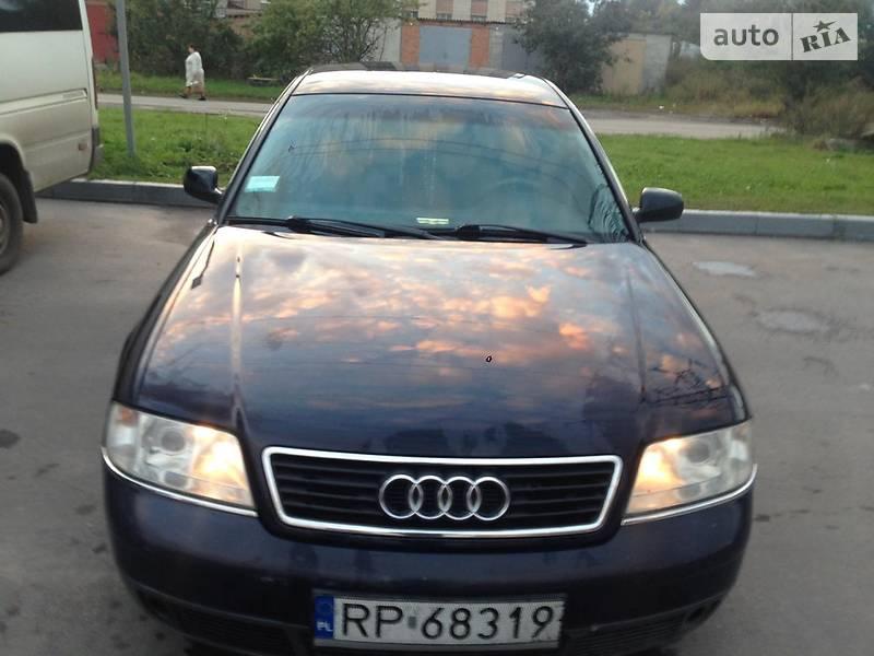 Audi A6 1998 года в Виннице