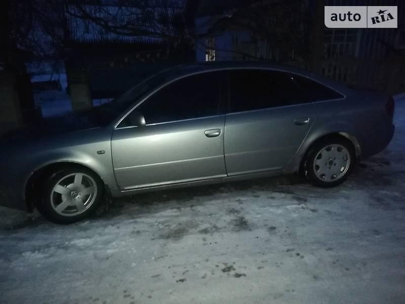 Audi A6 2003 года в Черновцах