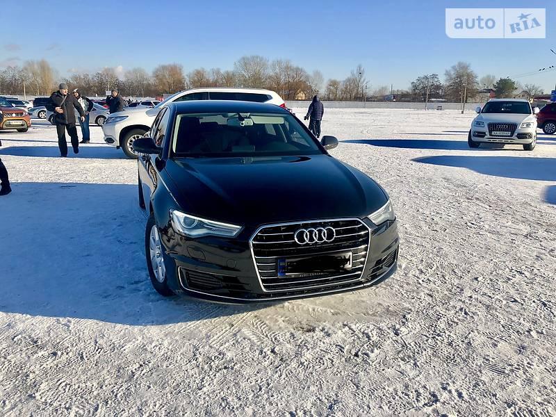 Audi A6 2015 года в Сумах