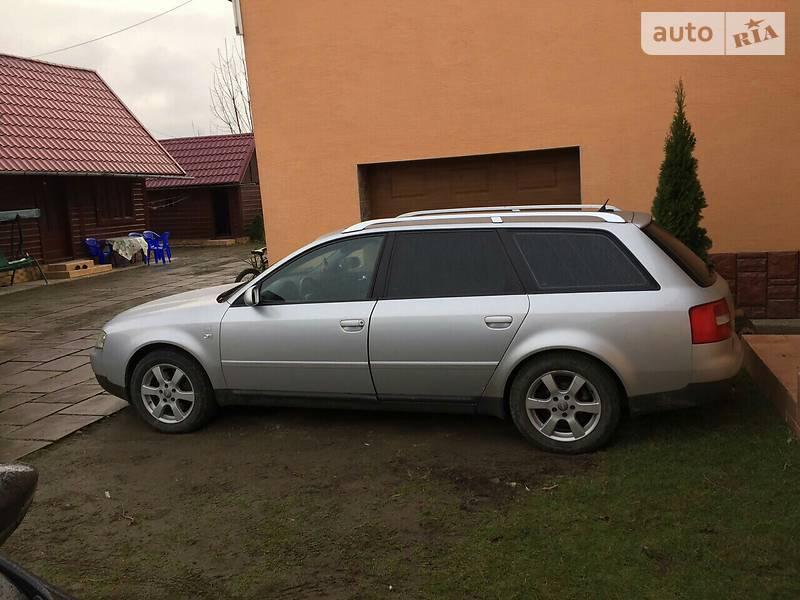 Audi A6 2002 року в Ужгороді
