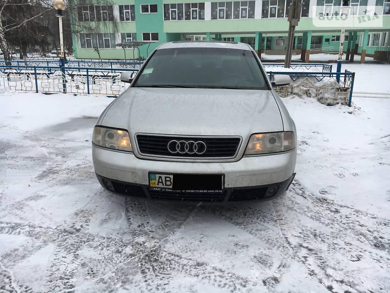 Audi A6 2000 года в Виннице