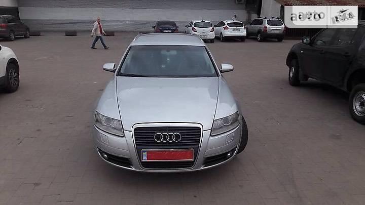 Audi A6 2005 года в Житомире