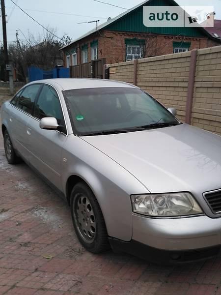 Audi A6 2000 года в Харькове