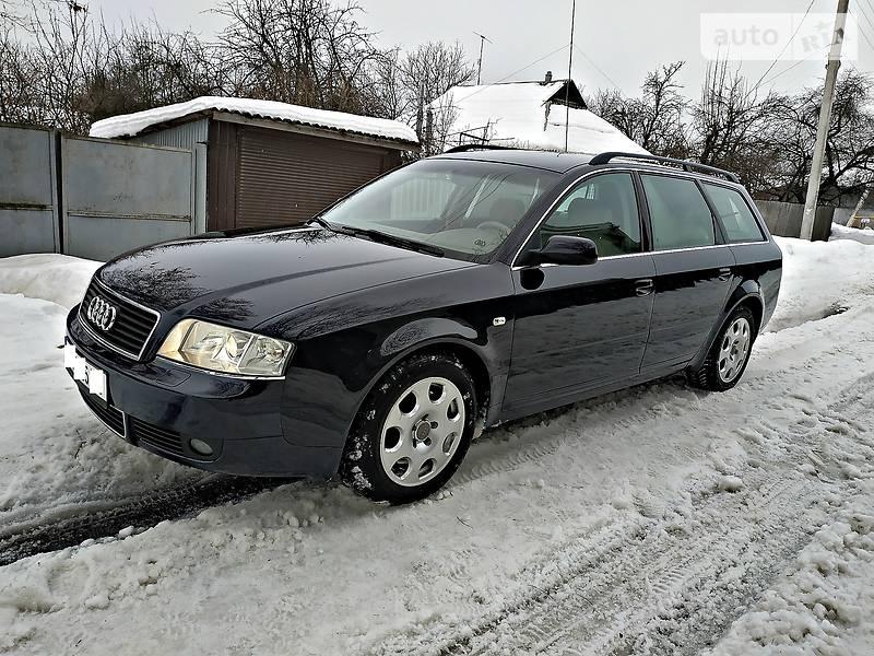 Audi A6 2004 года в Киеве