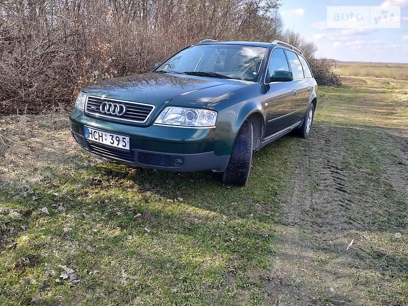 Audi A6 2001 года в Ивано-Франковске