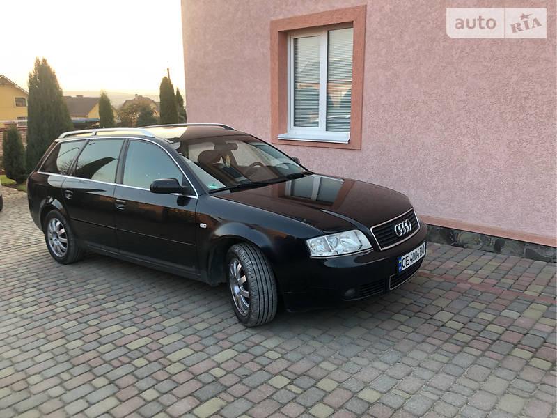 Audi A6 2002 року в Чернівцях