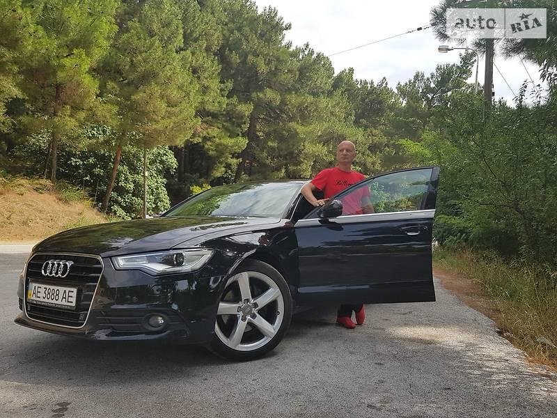 Audi A6 2013 в Кривом Роге
