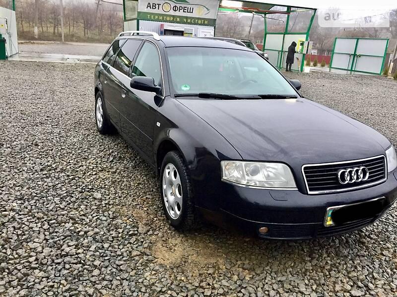 Audi A6 2004 в Черновцах
