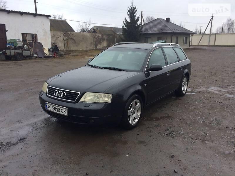 Audi A6 2001 в Камне-Каширском