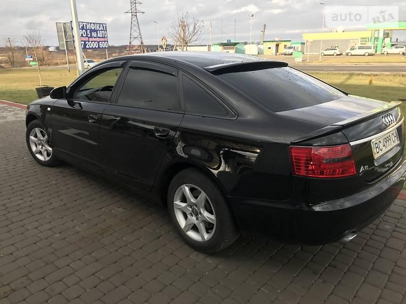 Audi A6 2005 в Мостиске