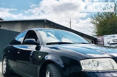 Седан Audi A6 2002 в Львове