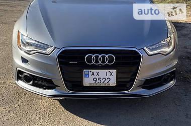 Audi A6 2014 в