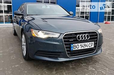 Audi A6 2013 в Бучачі
