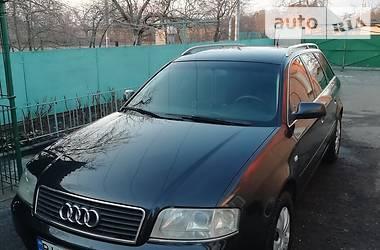 Универсал Audi A6 2003 в Полтаве