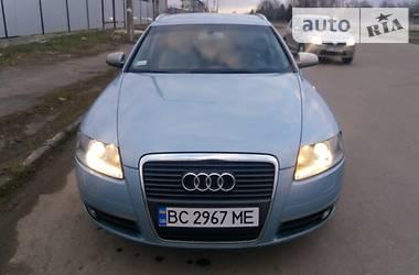 Универсал Audi A6 2008 в Дрогобыче