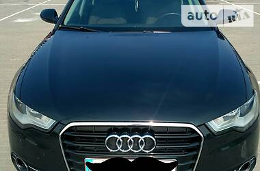 Седан Audi A6 2012 в Дрогобыче