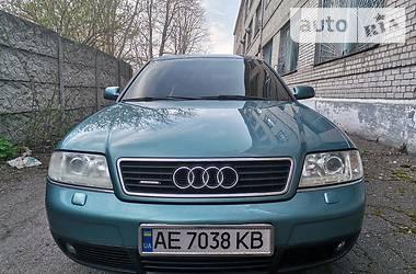 Седан Audi A6 2000 в Каменском