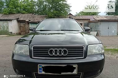 Универсал Audi A6 2001 в Кривом Роге