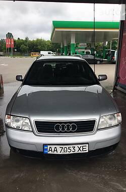 Универсал Audi A6 2000 в Киеве
