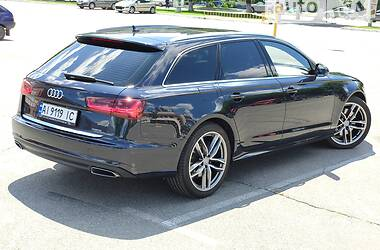 Универсал Audi A6 2015 в Киеве