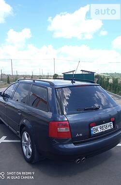 Универсал Audi A6 2002 в Ровно