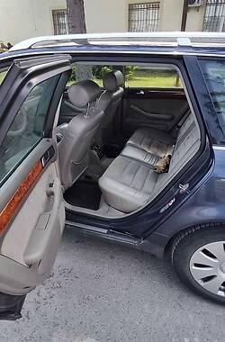 Унiверсал Audi A6 2001 в Львові