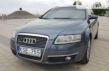 Универсал Audi A6 2006 в Днепре