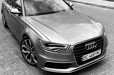 Седан Audi A6 2014 в Львове