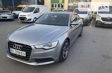 Седан Audi A6 2012 в Луцке