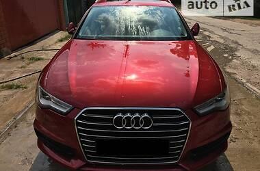 Универсал Audi A6 2017 в Киеве