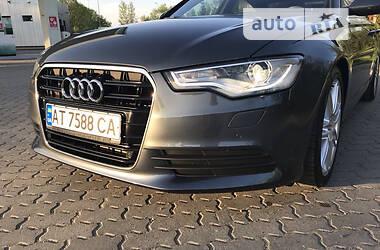 Седан Audi A6 2012 в Івано-Франківську