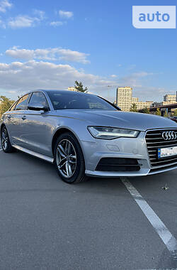 Седан Audi A6 2017 в Киеве