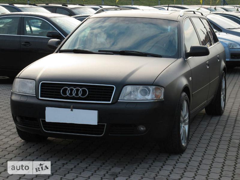 Audi A6 2004 в Днепре