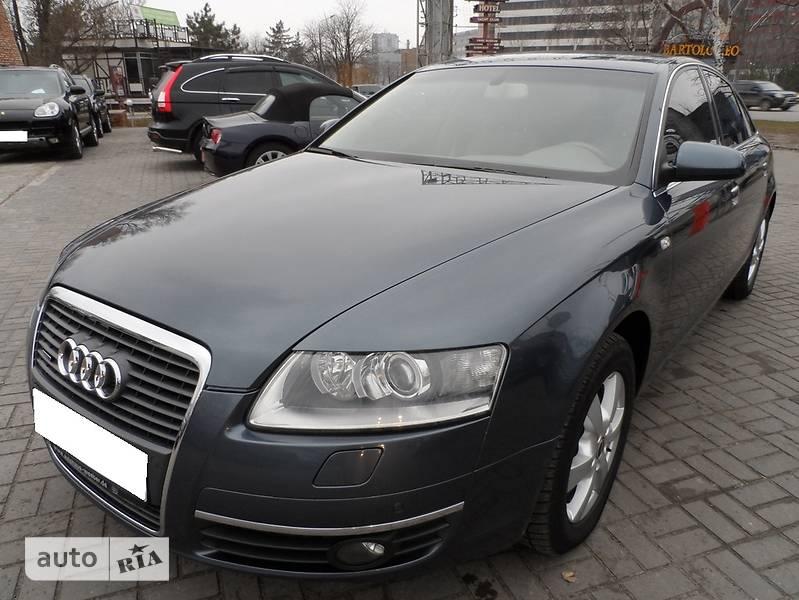 Audi A6 2007 в Днепре