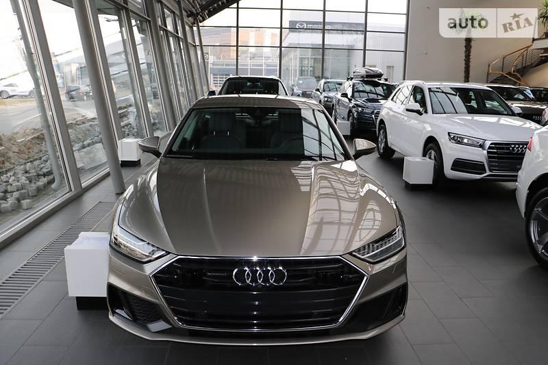 Audi A7 2018 года в Днепре (Днепропетровске)