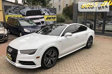 Audi A7 2017 в Ивано-Франковске
