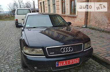 Audi A8 President --==FULL== 1999