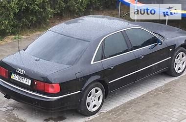 Audi A8 2001 в Луцке