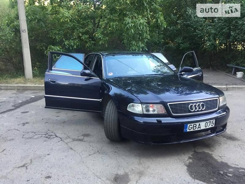 Audi A8 1999 года в Днепре (Днепропетровске)