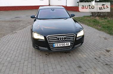 Audi A8 2012 в Чернівцях