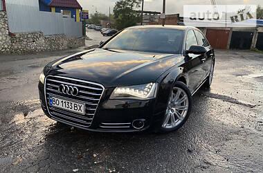 Audi A8 2013 в Тернополе