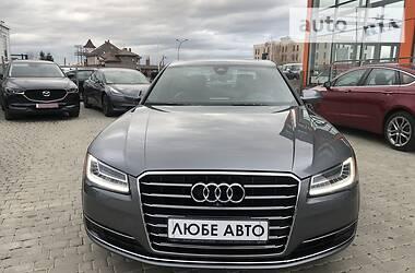 Audi A8 2014 в Львове