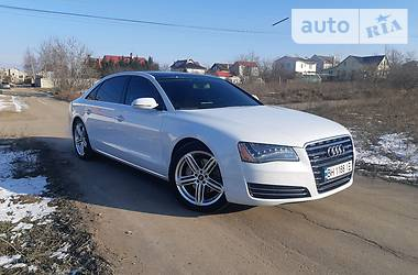 Audi A8 2014 в Одесі