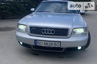 Седан Audi A8 2001 в Тернополе
